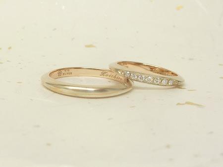 13022805木目金の結婚指輪Y002.jpg