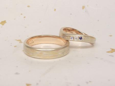 13022808木目金の結婚指輪Y002.jpg