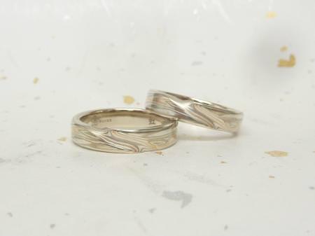 130240404木目金の結婚指輪Y002.JPG