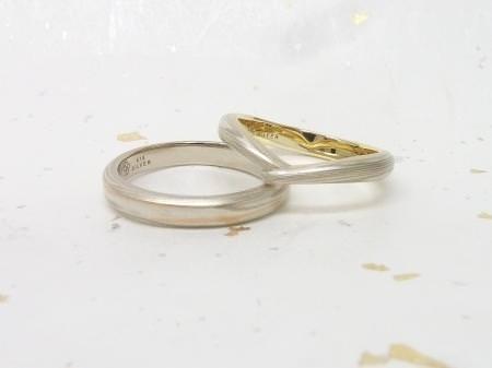 130240505木目金の結婚指輪Y002.JPG