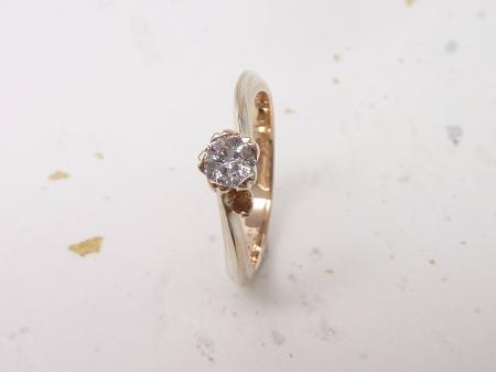 13042103木目金の婚約指輪_G002.JPG