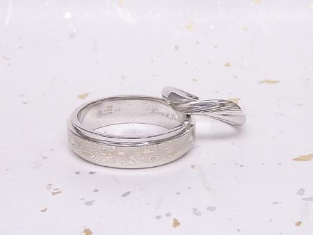 13042107木目金の結婚指輪_N001.JPG