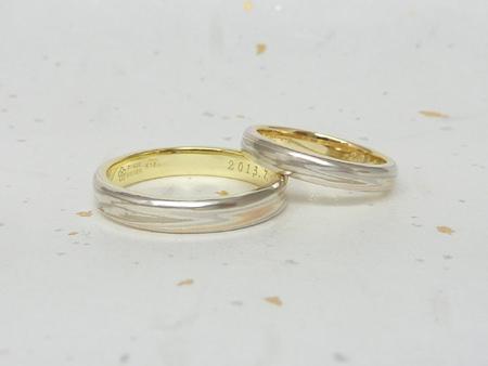 13042601木目金の結婚指輪_M002.JPG