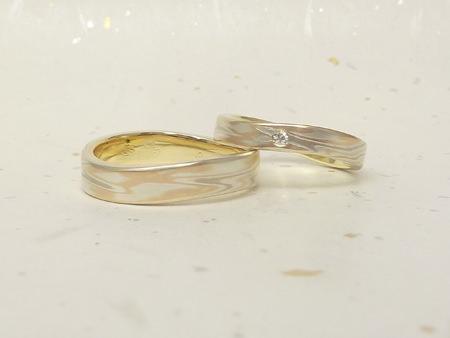 13042602木目金の結婚指輪_M002.JPG