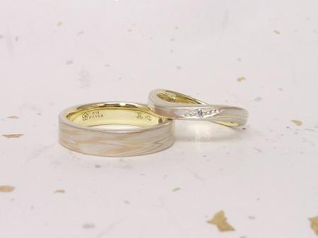 13042801木目金の婚約・結婚指輪_O003.JPG