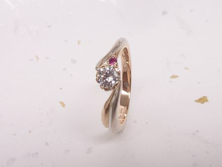 13042801杢目金の婚約指輪_K002.JPG