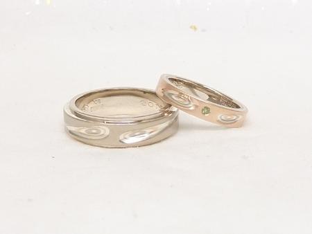 13042803木目金の結婚指輪_U001.JPG