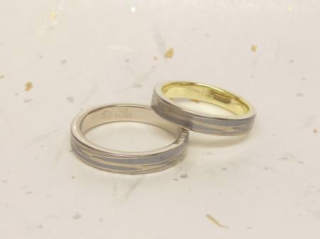 13042806木目金の結婚指輪Y002.JPG