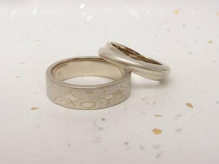 13042902木目金の結婚指輪_O001.JPG