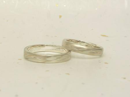 13043001木目金の結婚指輪_G002.JPG