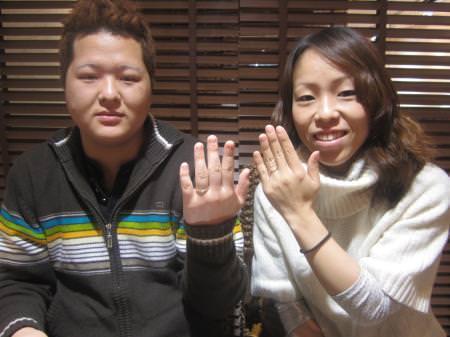 13043001木目金の結婚指輪_C002.JPG