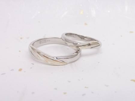 13052401木目金の結婚指輪-G001.JPG