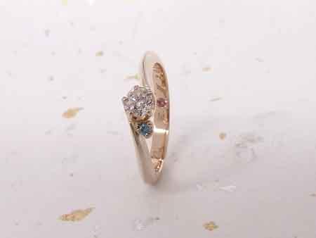 13052603木目金の婚約指輪_O003.JPG