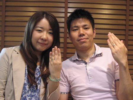 13052604木目金の結婚指輪_M001.JPG