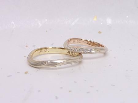 13052901木目金の結婚指輪_G002.JPG