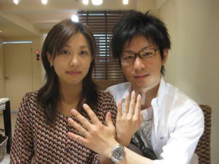 13052901木目金の結婚指輪_G001.JPG