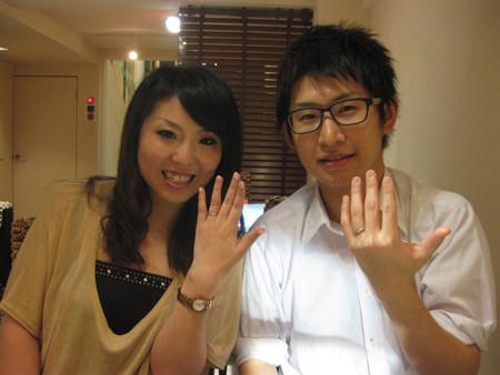 13053101木目金の結婚指輪_G001.JPG