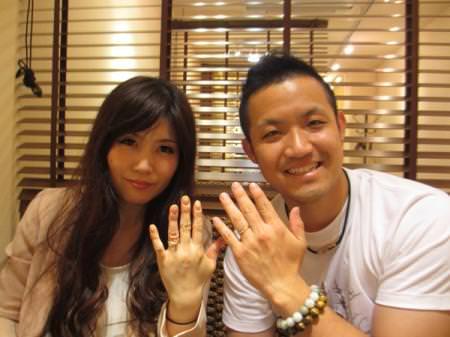 130630001木目金の婚約指輪と結婚指輪_H001.jpg