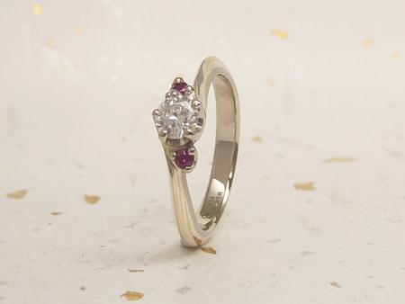 13063001木目金の婚約指輪・結婚指輪_O002.jpg