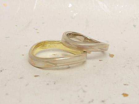 13063003木目金の結婚指輪_O002.jpg