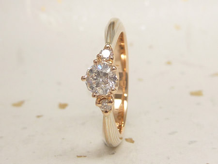 13063004木目金の婚約指輪-G002.JPG