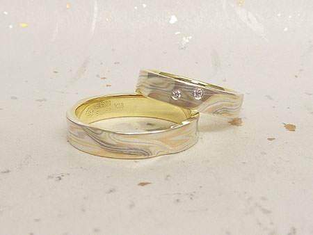 13070501木目金の結婚指輪_N001.JPG