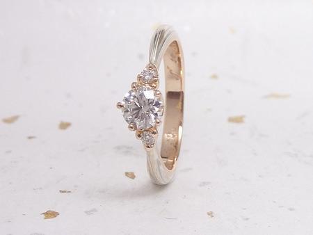 13072101木目金の結婚指輪-G001.JPG