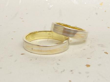 13072101木目金の結婚指輪-G002.JPG