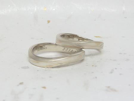 13072103木目金の婚約指輪と結婚指輪N_002.JPG