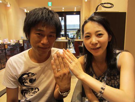 13072201木目金の結婚指輪K_001.JPG
