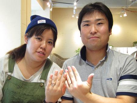 13072201_木目金の婚約・結婚指輪_B001.JPG