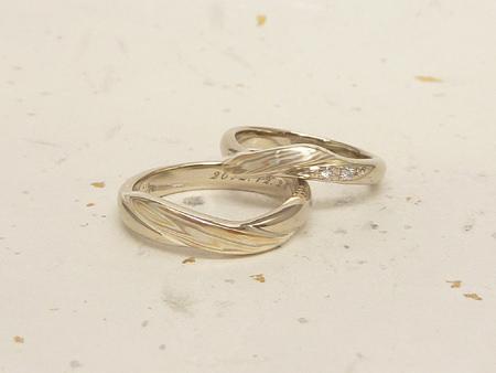 13072703木目金の結婚指輪_G002.JPG