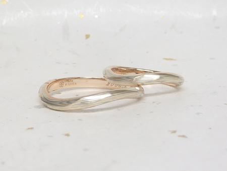 13072705木目金の結婚指輪_G002.JPG