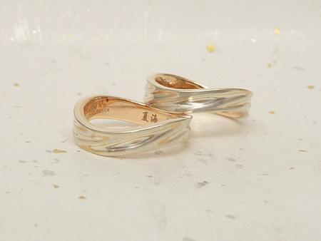 13072803木目金の結婚指輪_Y002.JPG