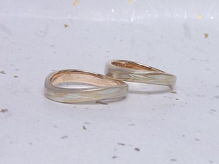 13083102木目金の結婚指輪_G002.JPG