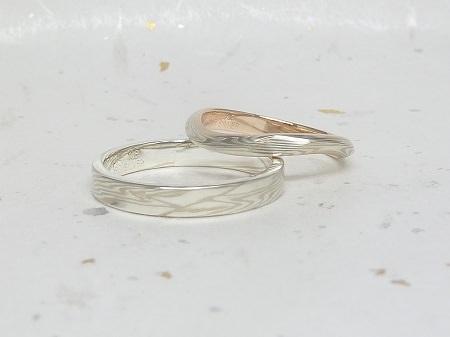 13083104木目金の結婚指輪_G002.JPG