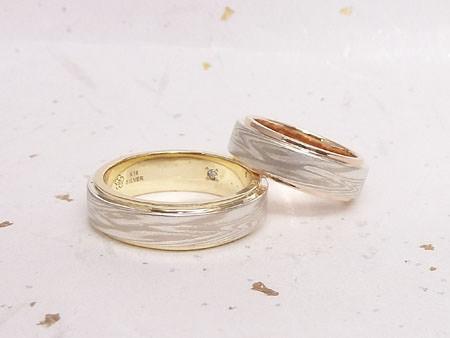 13083196木目金の結婚指輪M002.JPG