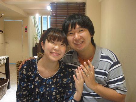 13091601木目金の結婚指輪_G001.JPG