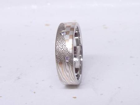 13092302木目金の婚約指輪_002.JPG