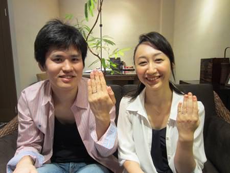 13092901木目金の結婚指輪_O001.JPG