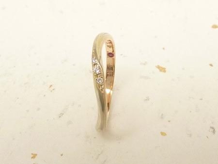 13072101木目金の結婚指輪_C002.JPG