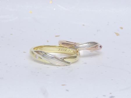13091505木目金の結婚指輪_G002.jpg