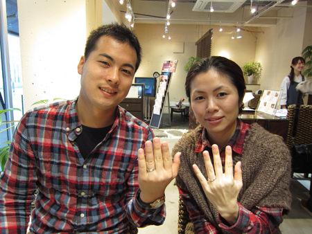 13102602木目金の結婚指輪_B001.JPG