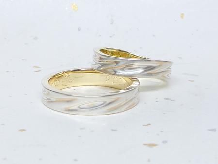 13102701木目金とグリ彫りの婚約・結婚指輪_G002.jpg