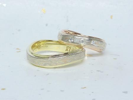 13102701木目金の結婚指輪_M002.JPG