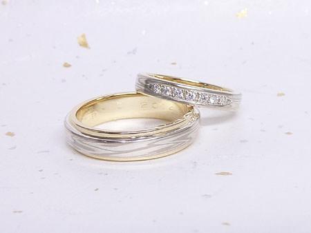 13102701木目金の結婚指輪_O002.JPG