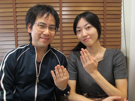 13102703木目金の結婚指輪_M001.JPG