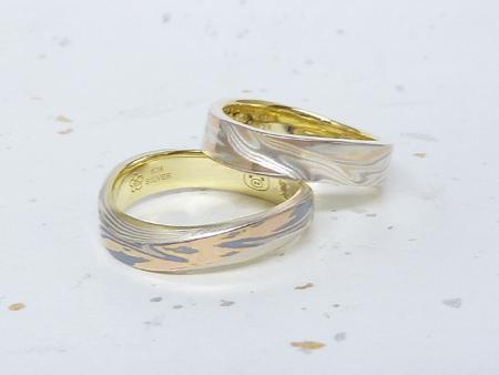 13102801木目金の結婚指輪_U001.JPG