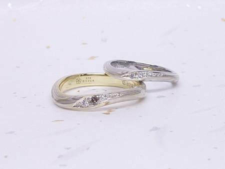 13113001木目金の婚約・結婚指輪_O003.JPG