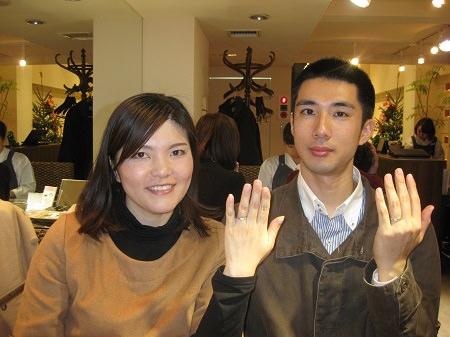 13113001木目金の結婚指輪_G001.JPG
